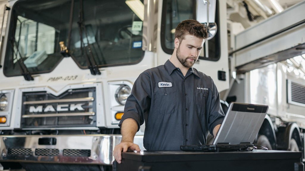 Mack Certified Uptime Dealers are creating new procedures to help ensure the safety of employees and customers requiring service and support during COVID-19.