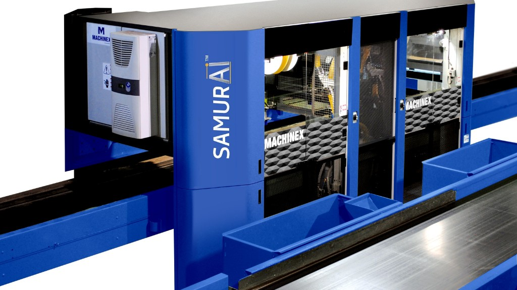 Machinex launches sorting robot leasing program, expands sales force