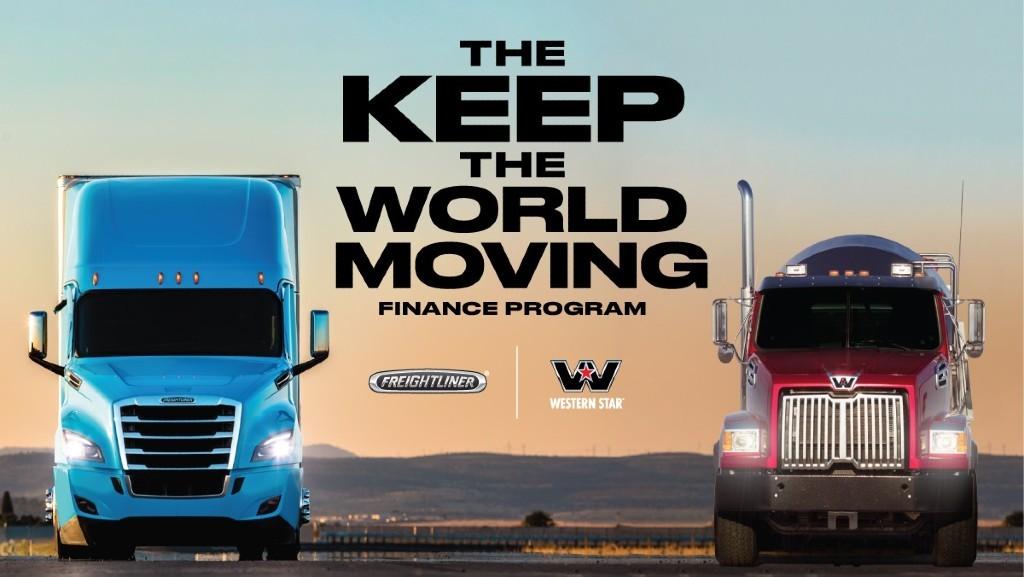 Daimler Trucks launches finance program for Freightliner and Western Star Trucks