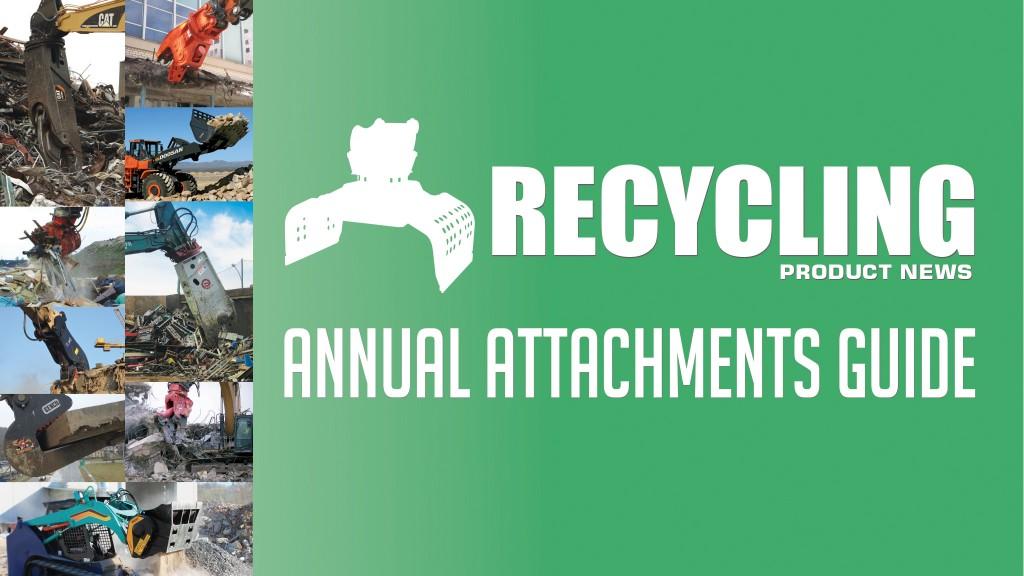 Annual Scrap and C&D Hydraulic Attachments Guide