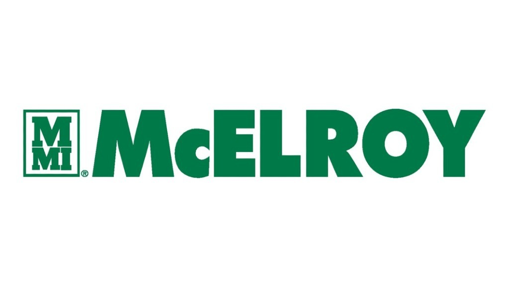 mcelroy manufacturing logo