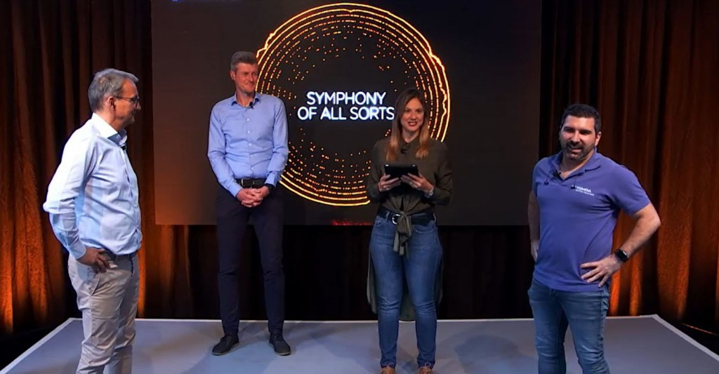 """June 9th, TOMRA held their """"Symphony of all Sorts"""" virtual product launch event to introduce the latest AUTOSORT advanced sorting technology for recycling."""