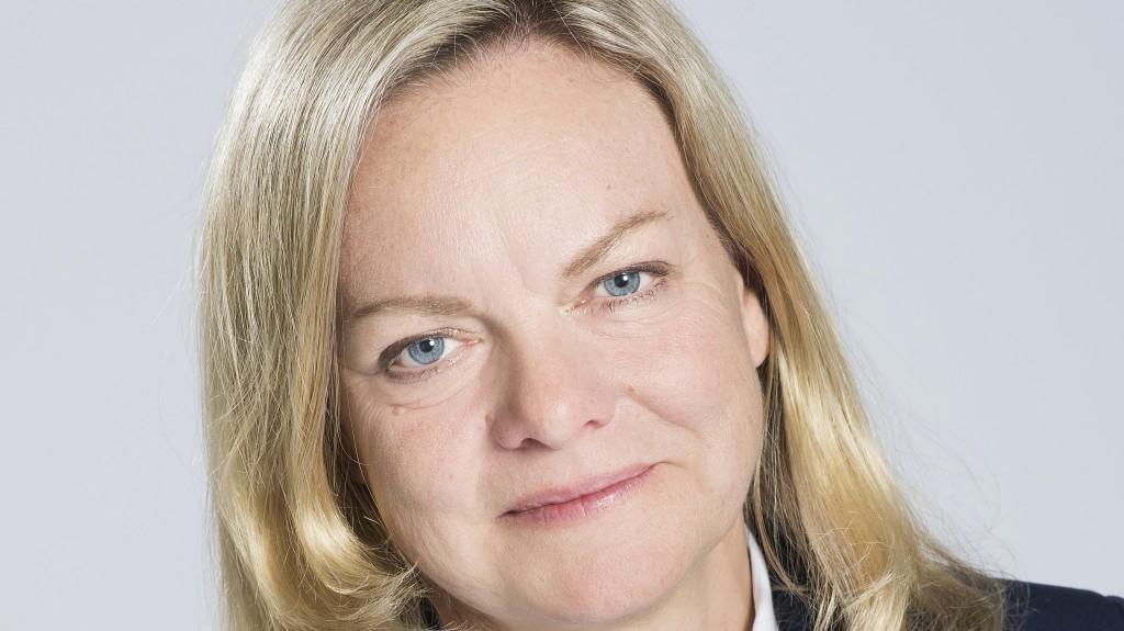 Heléne Mellquist, new President of Volvo Penta