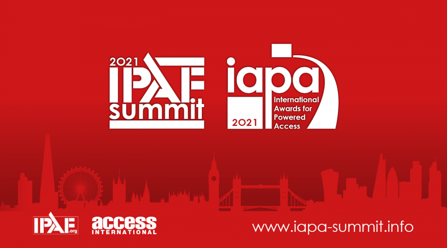 IPAF and IAPA Summit poster