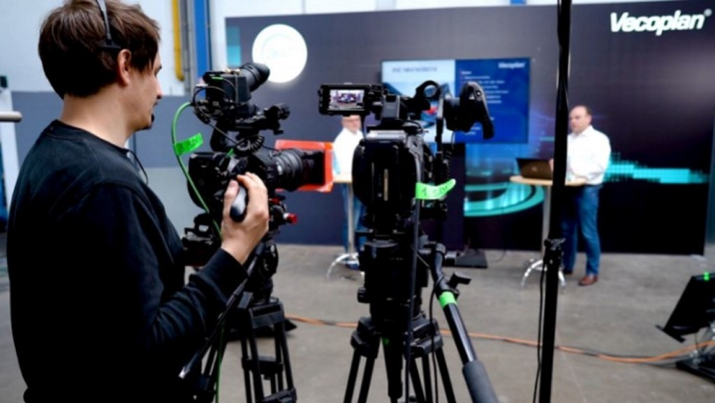 The three-day Vecoplan 360-Degree Days with exclusive live presentations was very well received – almost 400 visitors took part in the virtual event.