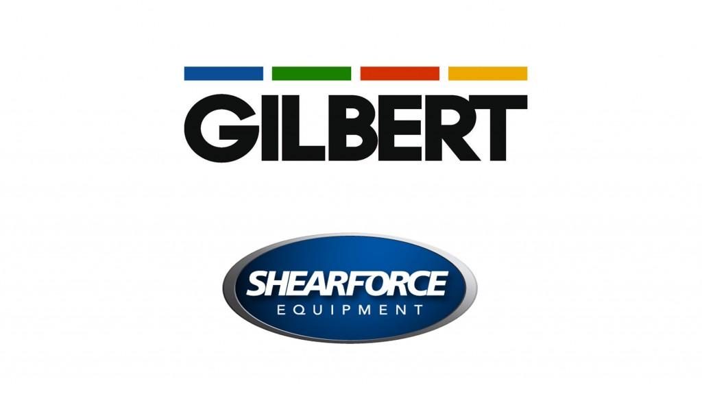 gilbert and shear force logo