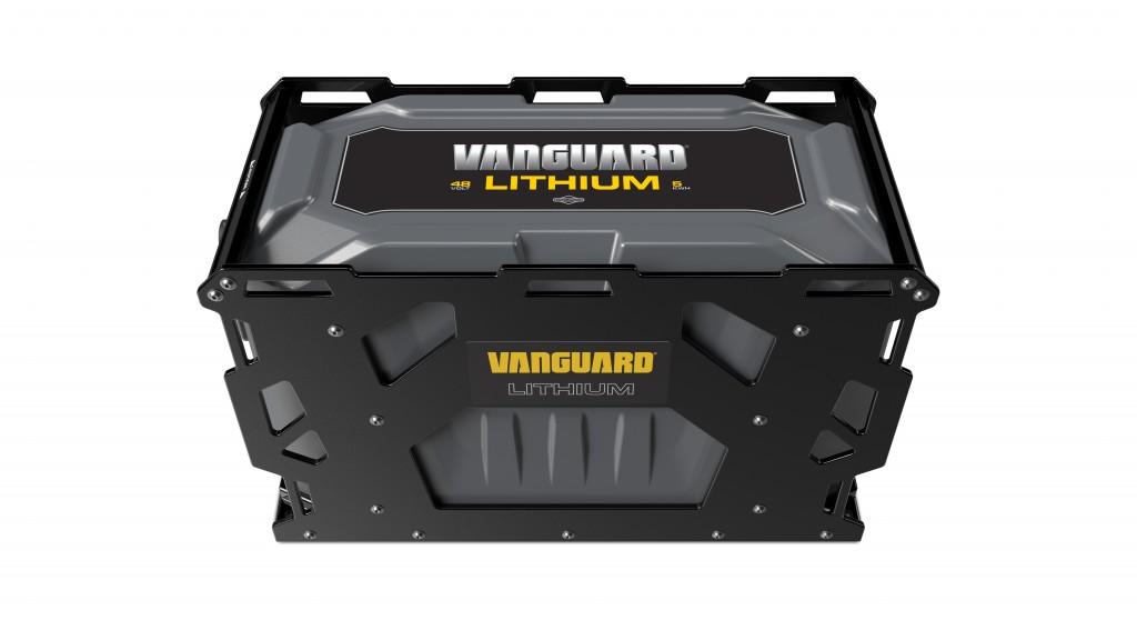 Briggs and Stratton Vanguard 5kw battery
