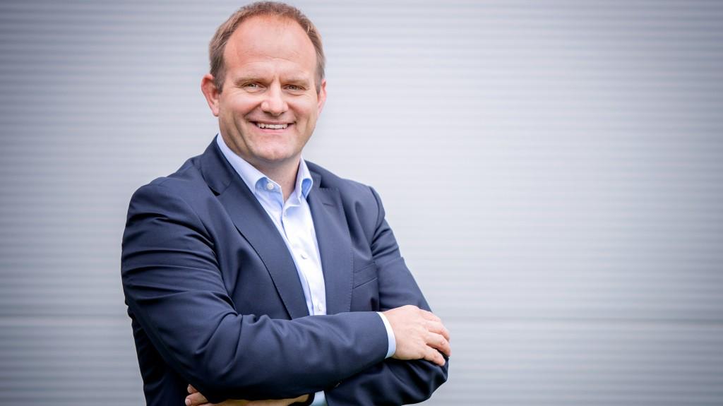 Klaus Tonhäuser as the President of PRINOTH