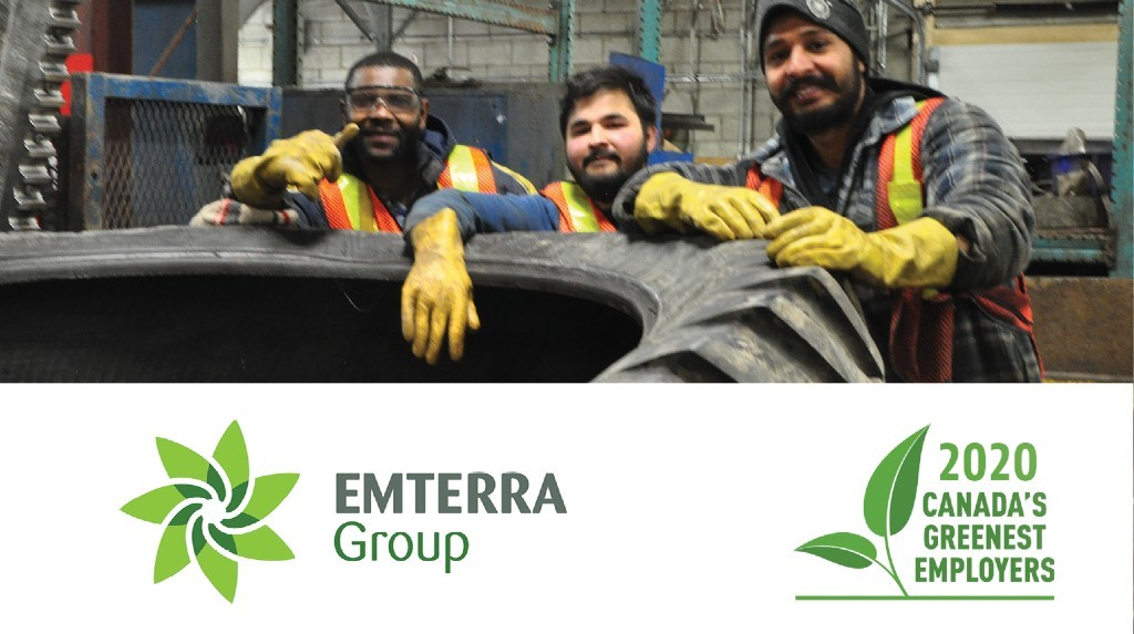 Emterra named one of Canada's Greenest Employers for fifth year in a row
