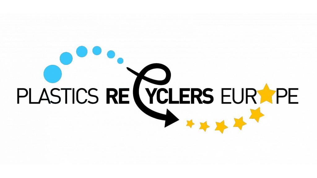 Plastics Recylcers Europe logo