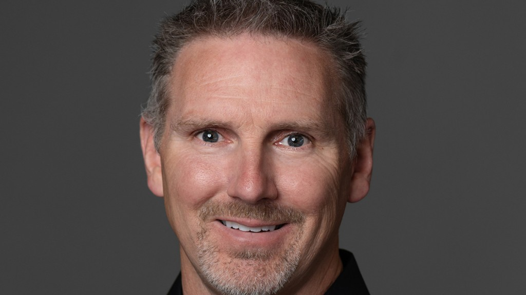 Brian Hawn, new Vice President of Service at Exodus Machines