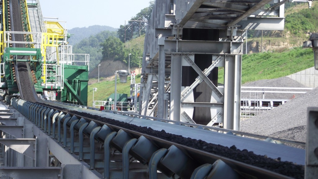 Metso conveyor system