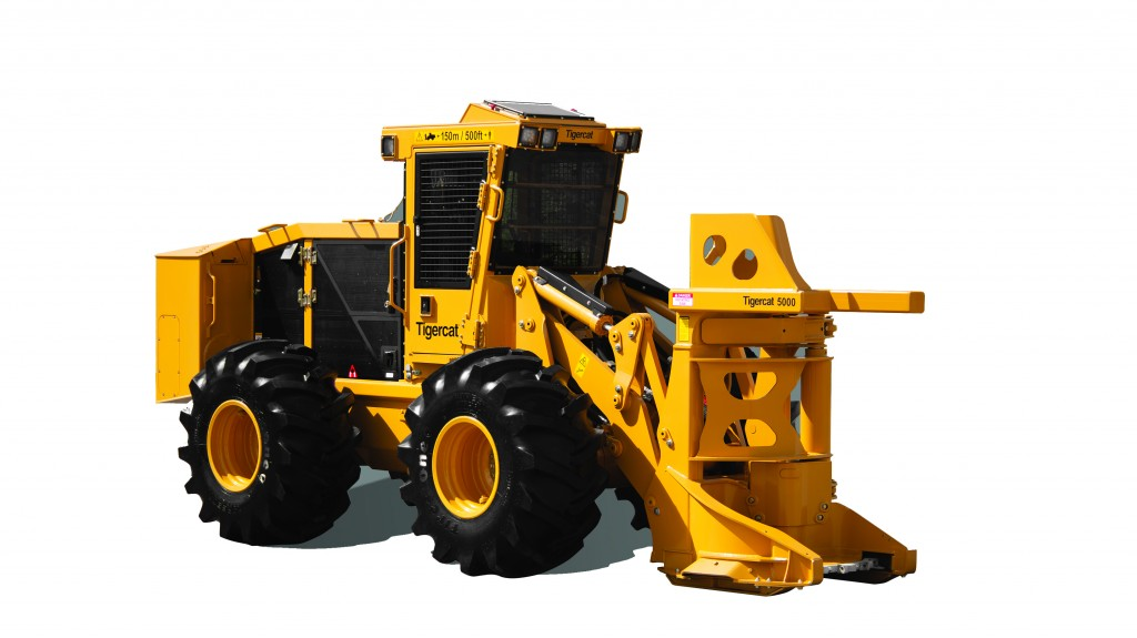 Tigercat Industries Inc. - 718G Forestry Harvesters