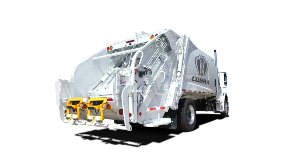 New Way Trucks - Cobra™ Refuse Trucks
