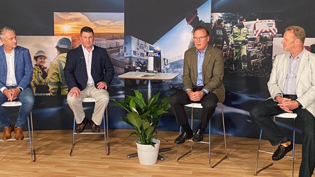 Volvo Penta digital dealer meeting