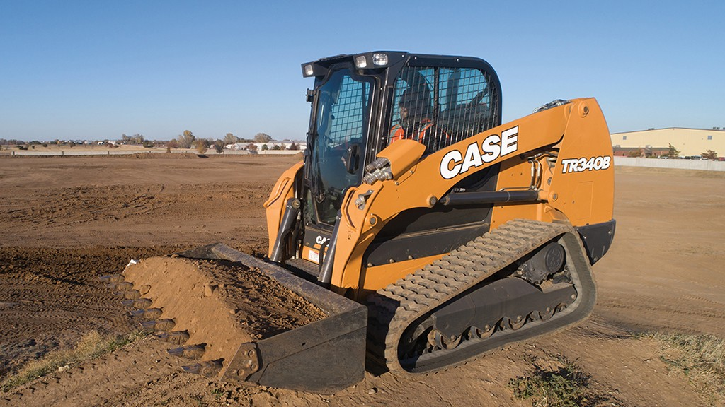 CASE TR340B Compact Track Loader