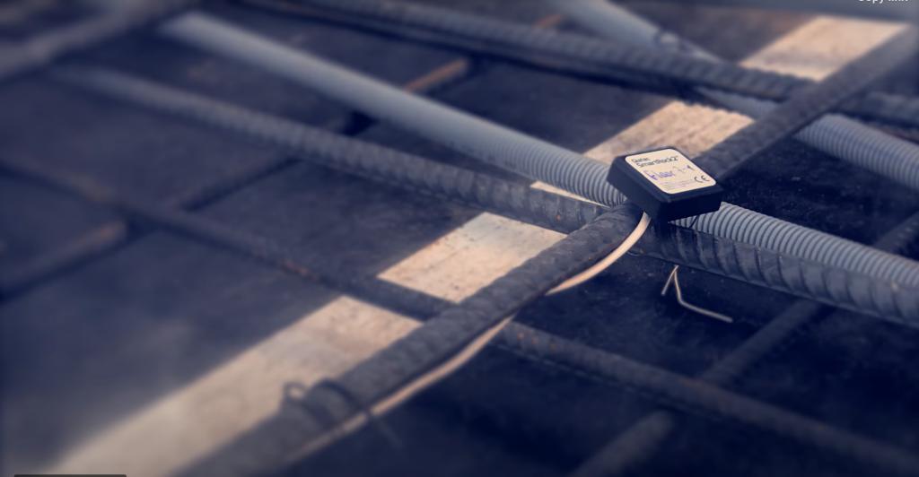 SmartRock sensor.