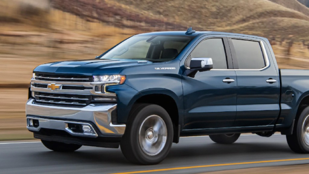 Diesel engines are a growing choice in the pickup market.