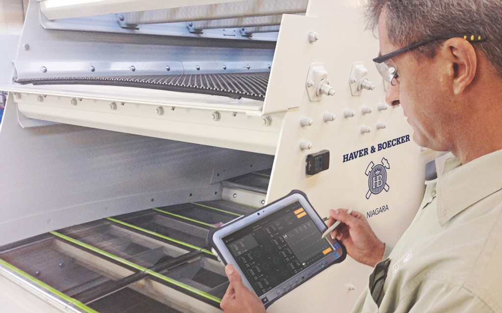 The company's new service program uses the Pulse vibration analysis technology to evaluate vibrating screen performance and provide recommendations to increase uptime and efficiency.