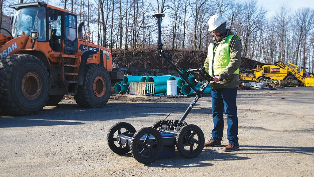 Excavation contractors can reduce risk with in-house ground penetrating radar operation