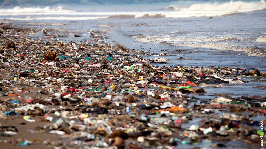 WATCH: The circular economy solution to plastic pollution
