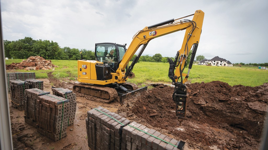 Full-size comfort in compact equipment is big draw for operators