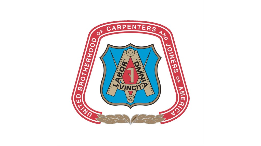 Carpenters' District Council of Ontario logo