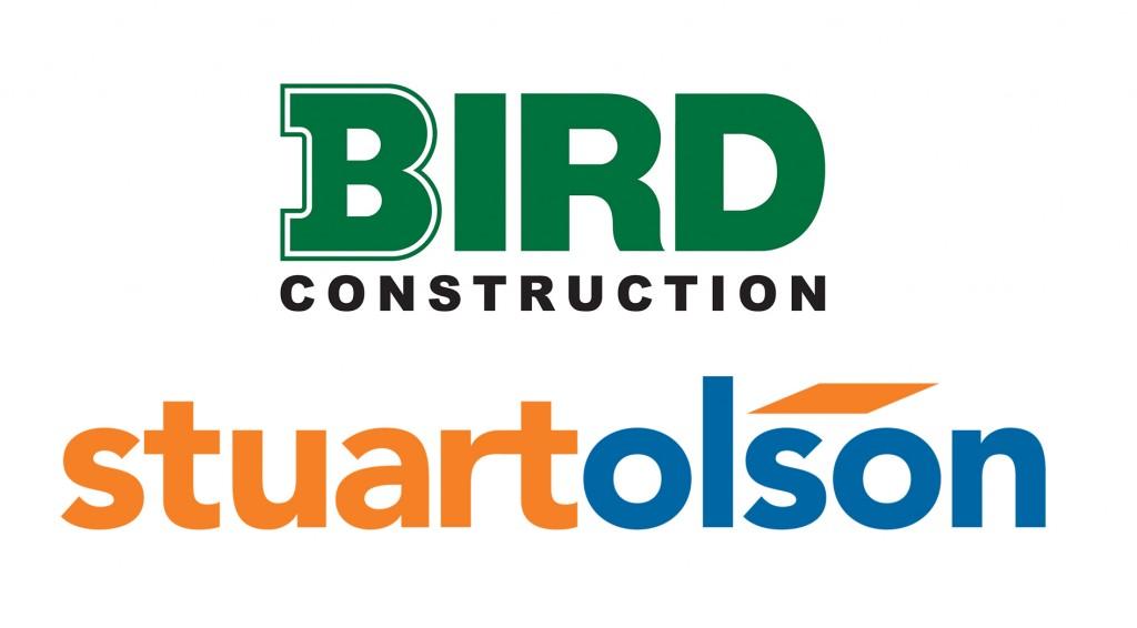 Bird Construction and Stuart Olson logo
