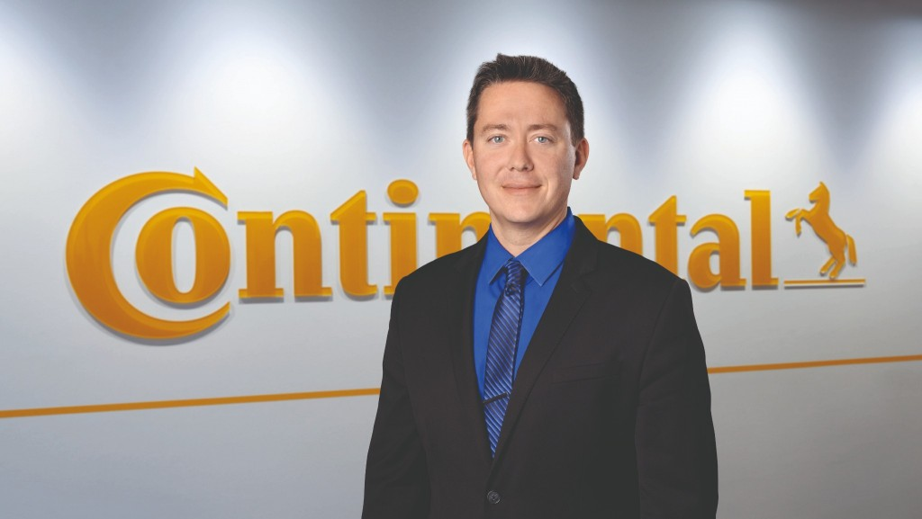 Continental Commercial Specialty Tires has announced Matthew Futrelle is the new head of sales and marketing for the Americas.