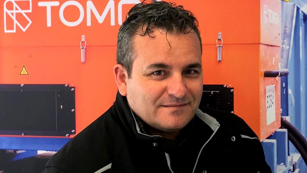 Carlos Manchado Atienza from TOMRA