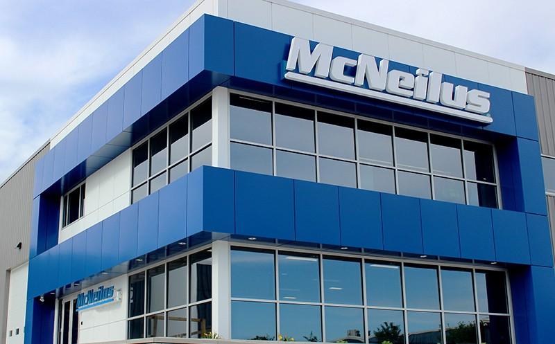 McNeilus Dodge Center in Minnesota