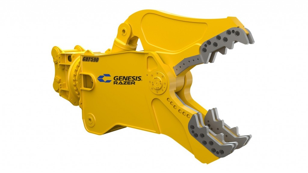 Genesis Attachments GDT 590
