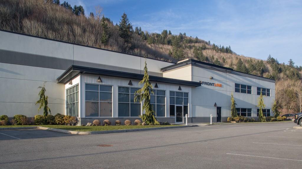 Frontline Machinery headquarters