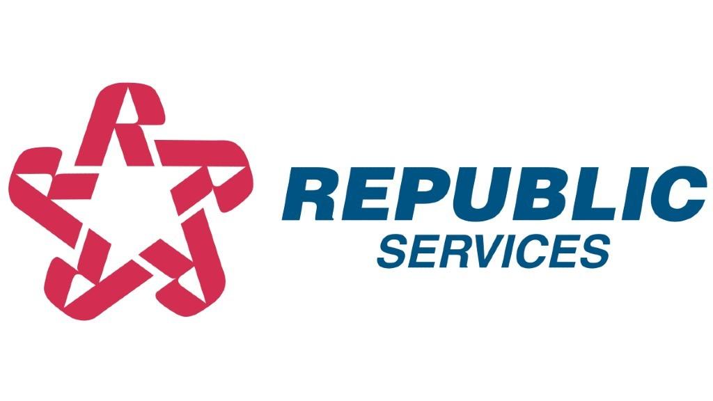 Republic service logo