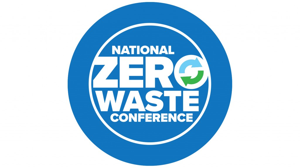 National Zero Waste Conference logo