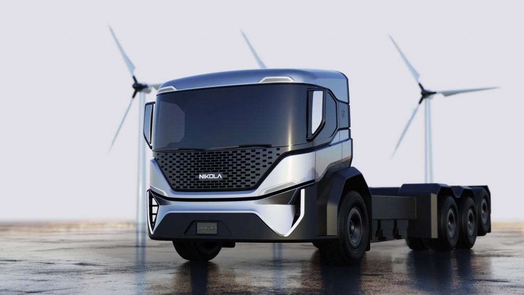 Republic Services orders 2,500 electric, zero-emission waste trucks from Nikola