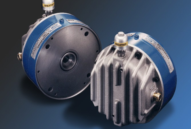 Air operated brakes ideal for hazardous duty applications