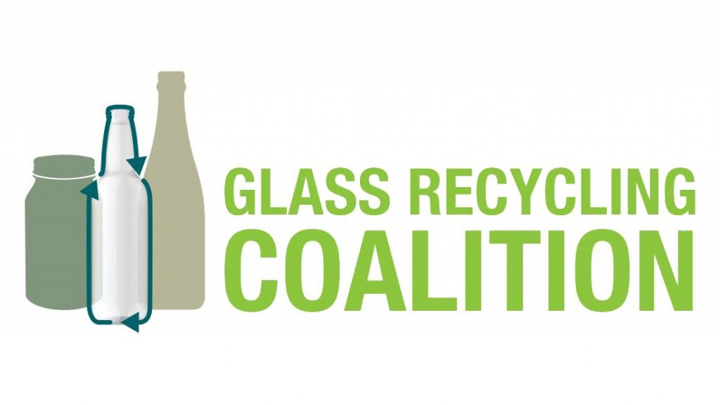 Glass recycling Coalition logo