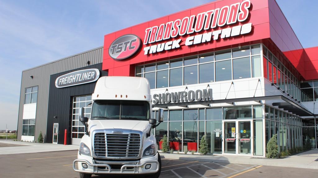 Selec Trucks new location