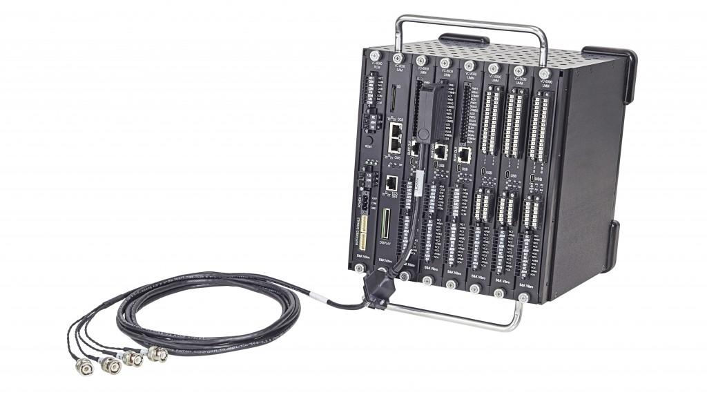 VIBROPORT 8000 (VP-8000) Portable Vibration Analyzer