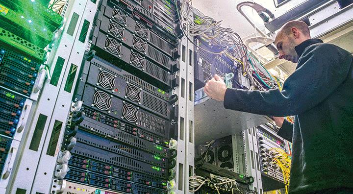 Edge data centre