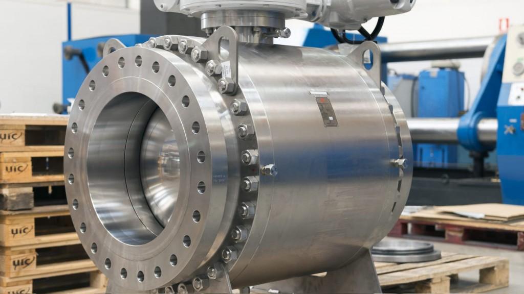 Rotork's IQ3 multi-turn actuator