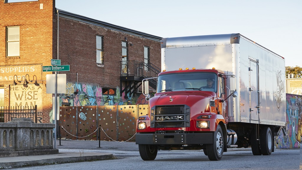 md series body builder from Mack Trucks