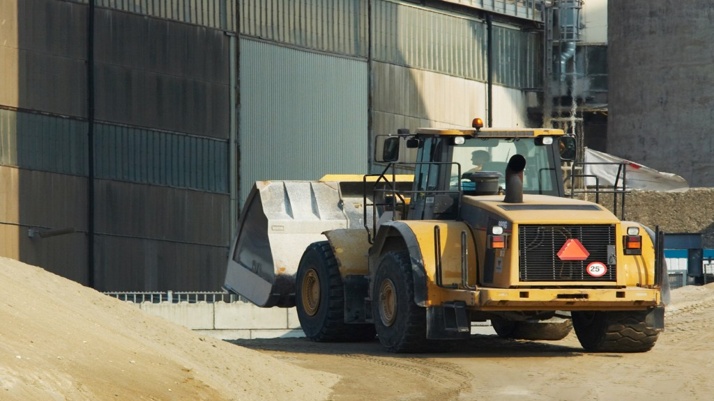 GPS tracking of construction vehicle fleets is increasing profitability