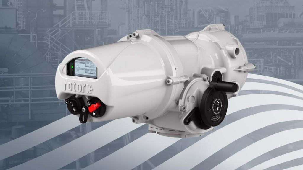 Rotork's IQT3 multi-turn actuator