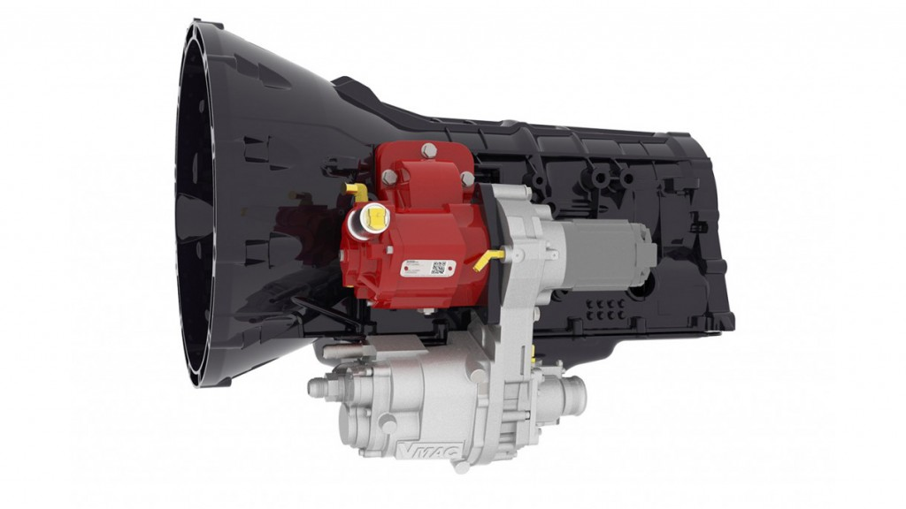 Direct-Transmission Mounted Multi-Power System, the DTM70-H