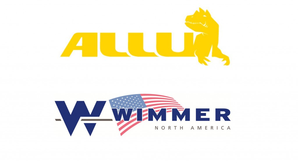 Wimmer and Allu logos