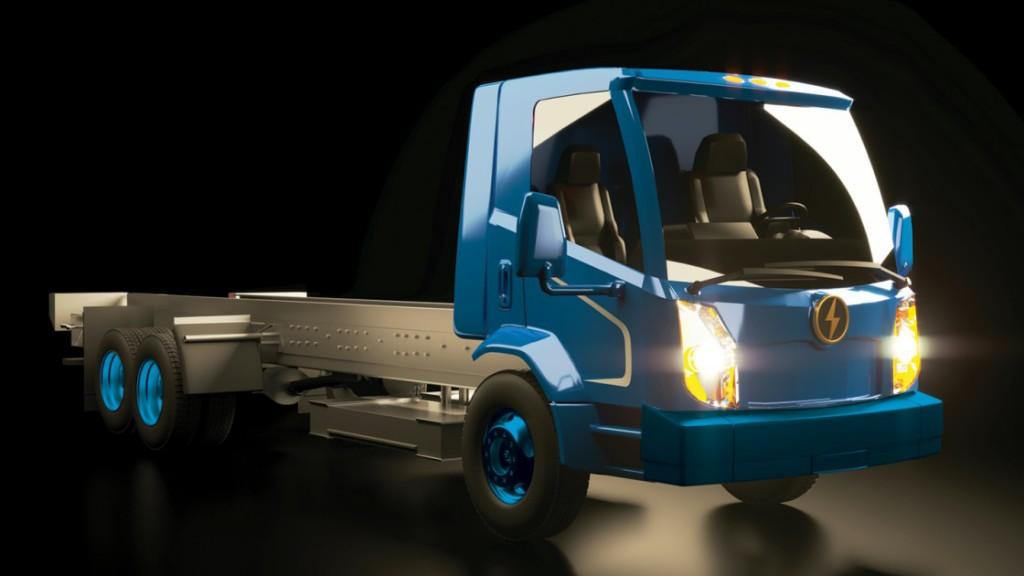 Lion Electric Co.  zero-emission truck