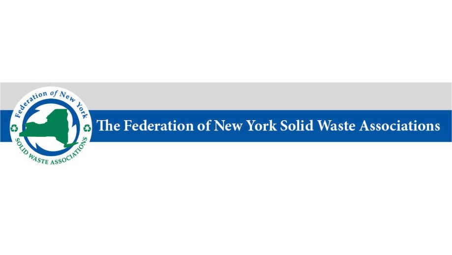 The Federation of New York Solid Waste Associations logo