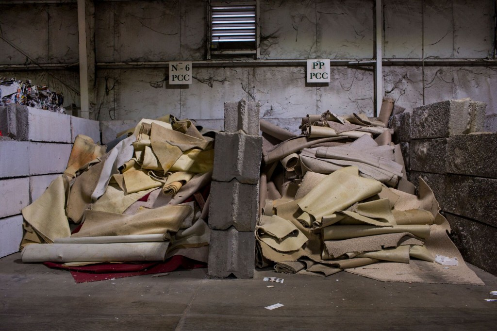 California's carpet recycling rate soars, according to annual report.